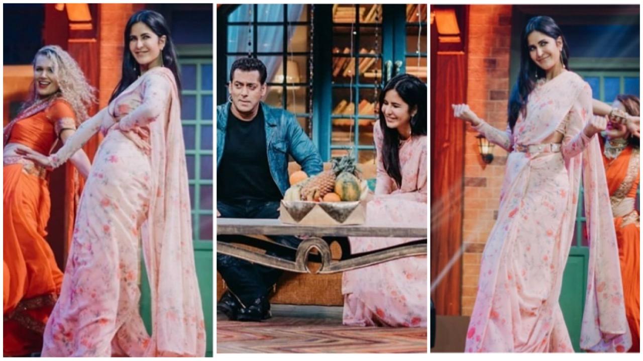 Reposting @moviereviewpreviewcom: Salman Khan-Katrina Kaif