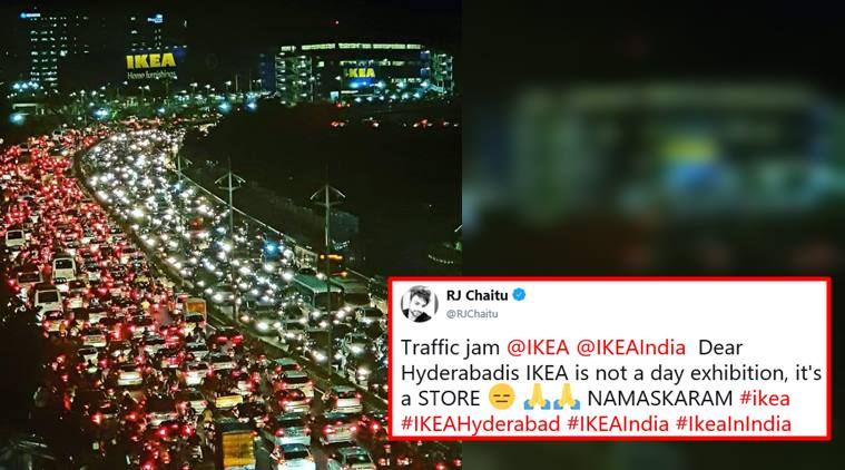 Blockbuster Welcome Hyderabad Can T Keep Calm As Ikea