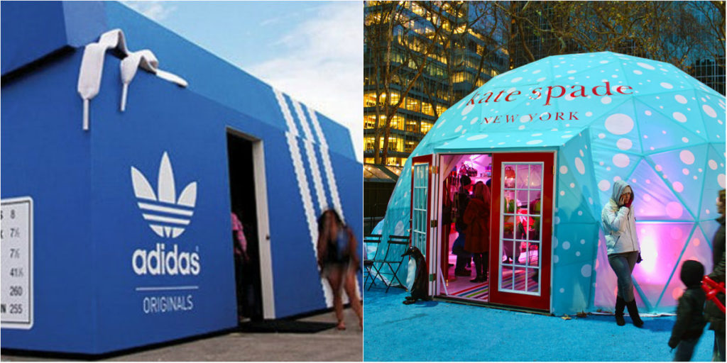 Deportes Maravilla Sembrar  PopUp Power~ Some Super Crazy Pop Up Shops Around The Globe! - HungryBoo
