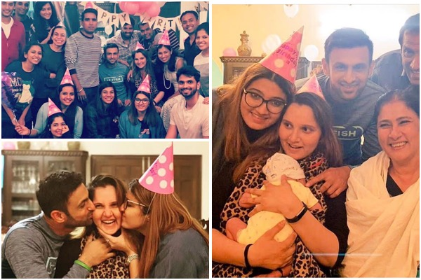 Sania Mirza Beamed With Joy As She Celebrated Her Birthday