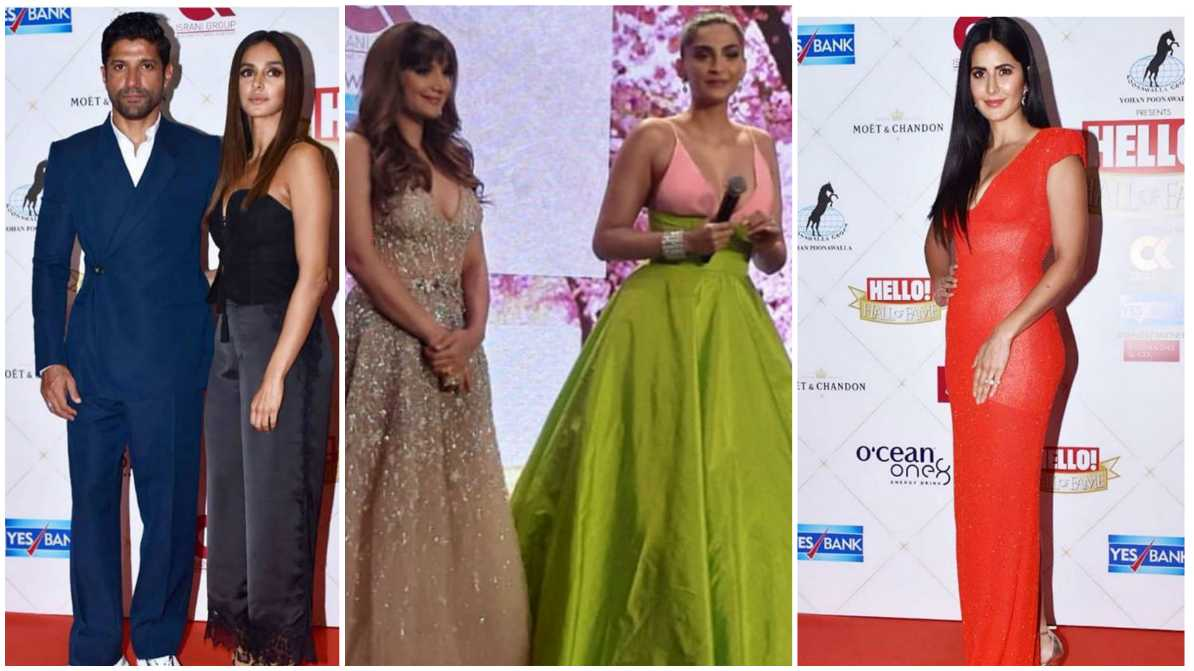 476f7f1565271 Award season is on and Bollywood celebrities are coming together with full  zeal to celebrate the success of the films in which they have put in a lot  of ...