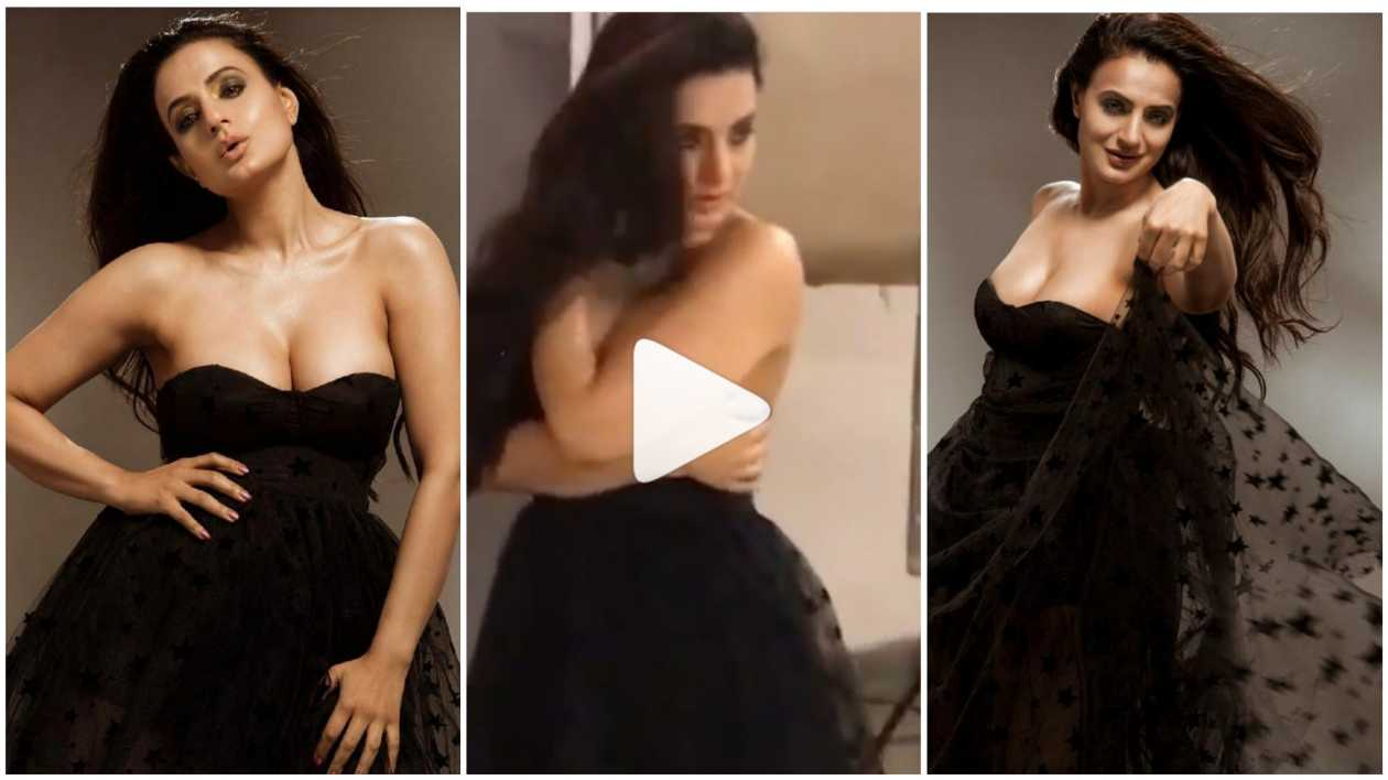 Ameesha Patel Hot Sexy Photos ameesha patel makes the summer even more hotter with her